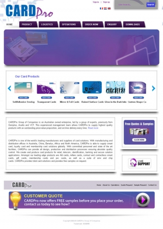 CARDPro Group of Companies